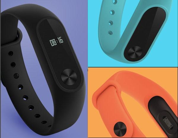 دستبند-سلامتی-شیائومی-مدل-mi-band-۲