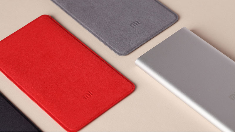 ۱۰۰-Original-Xiaomi-Power-Bank-Microfiber-Cloth-Case-Cover-Protecting-Bag-For-Xiaomi-5000mAh-Power-Bank
