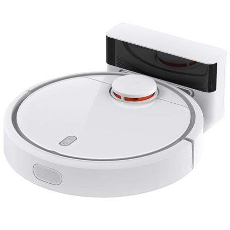 جاروبرقی رباتی هوشمند شیائومی سفید Xiaomi MiJia Rockrobo Robot Vacuum Cleaner White