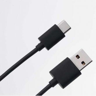 کابل شارژ سریع USB Type-C شیائومی ۱۲۰ سانتی متری
