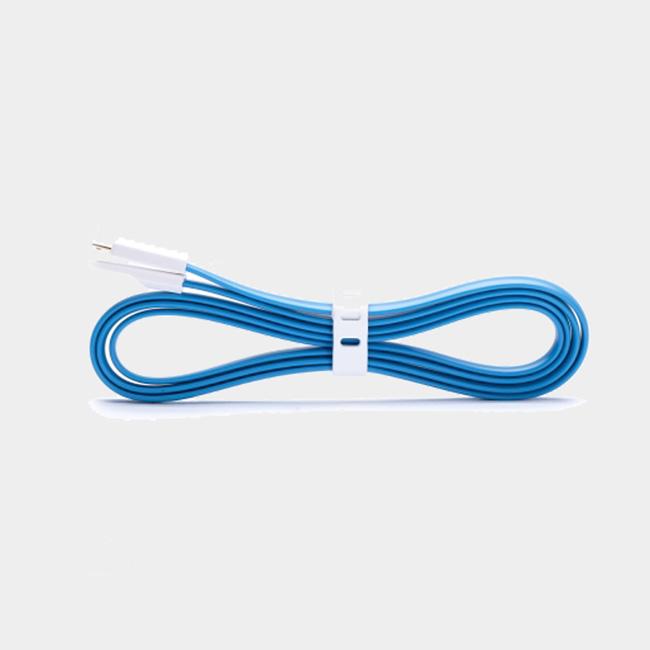 کابل شارژ سریع micro USB بی شیائومی ۱۲۰ سانتی متری