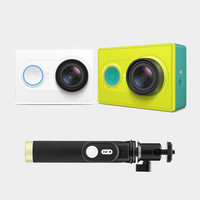 دوربین فیلمبرداری ورزشی شیاومی YI مدل TRAVEL EDITION