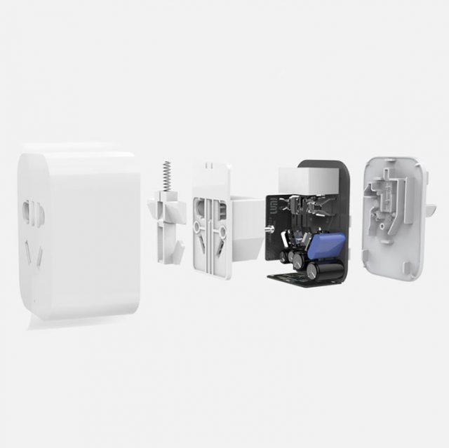 پریز برق هوشمند شیائومی مدل Smart Socket Plug 2