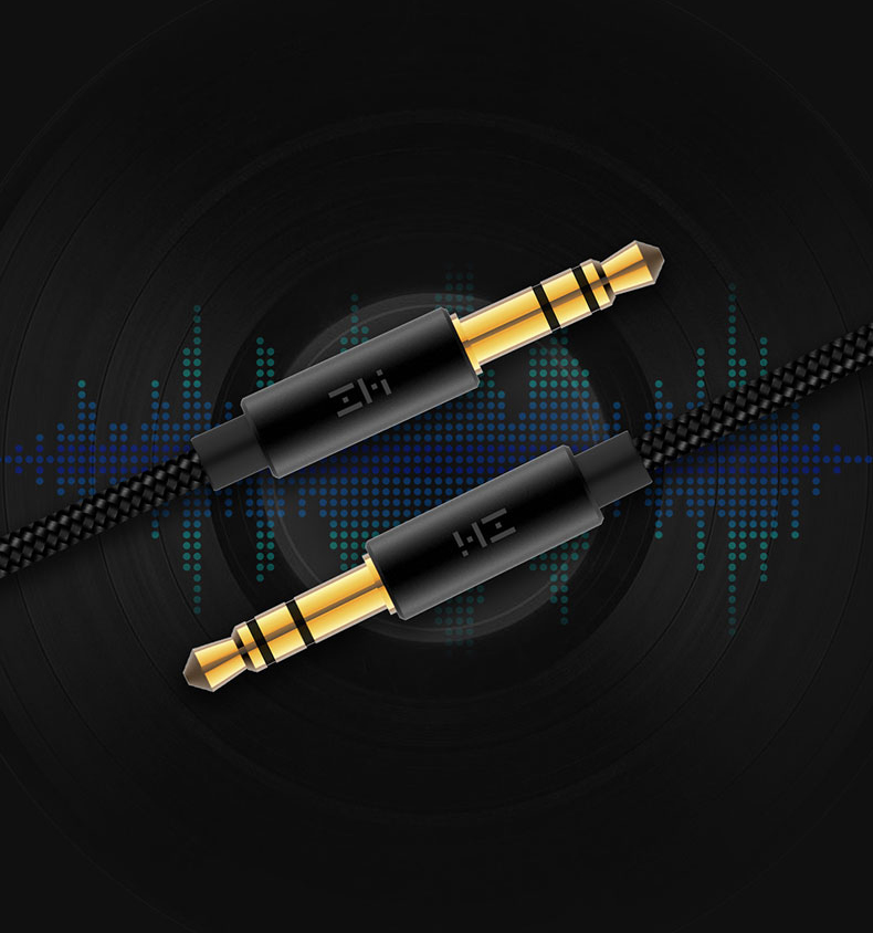 Xiaomi-ZMI-Gold-plated-3-5mm-Male-to-Male-Audio-AUX-Cable (1)